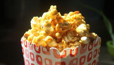 Arten von Popcorn