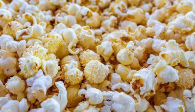 Wie man Popcorn macht