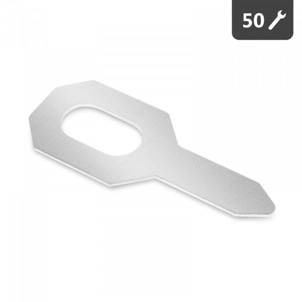 Anschweißösen - 50 Stück