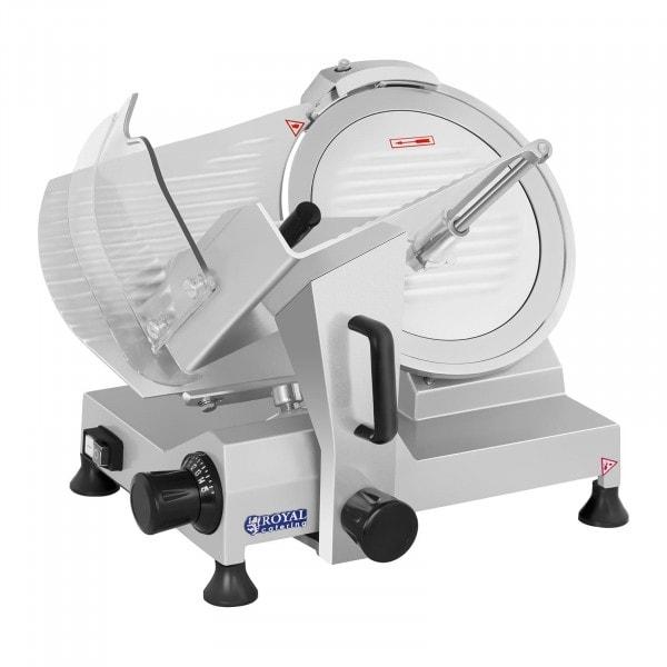 Aufschnittmaschine - 300 mm - bis 15 mm - 250 W