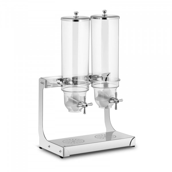 Müslispender - 2 x 3,5 l - 2 Behälter