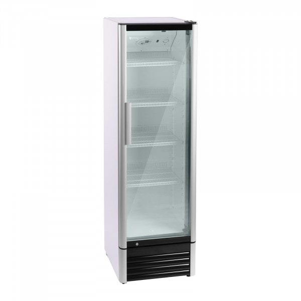 Flaschenkühlschrank - 320 L - LED - Aluminiumrahmen