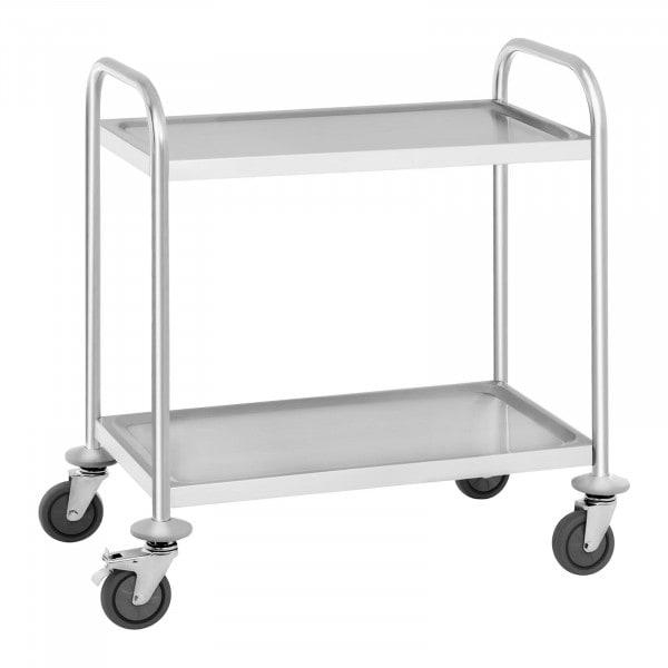 Servierwagen - 2 Borde - bis 150 kg