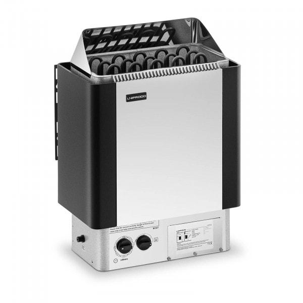 B-Ware Saunaofen - 8 kW - 30 bis 110 °C - inkl. Steuerung
