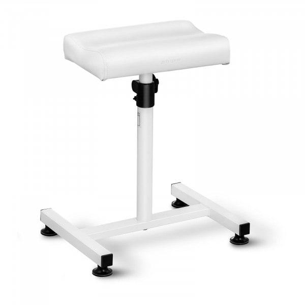 Beinauflage Fußpflege - weiß - 24 x 33 cm