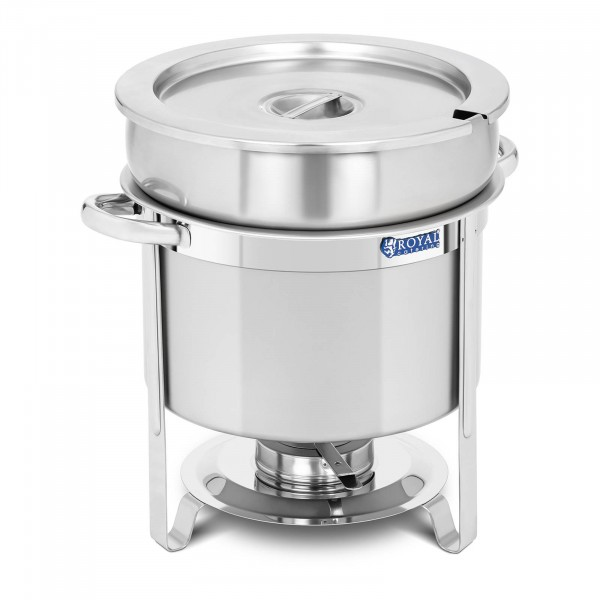 Chafing Dish - rund - 10,5 L