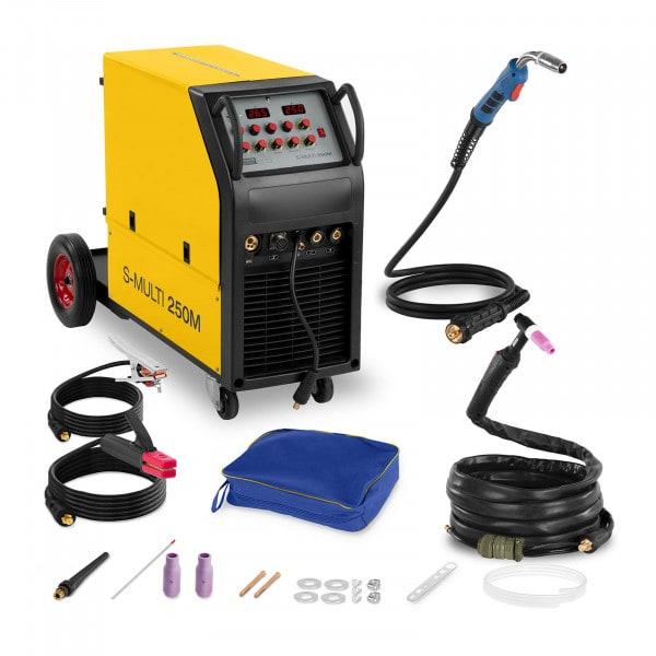 Kombi-Schweißgerät - 250 A - 400 V - MIG/MAG - WIG - E-Hand - FCAW