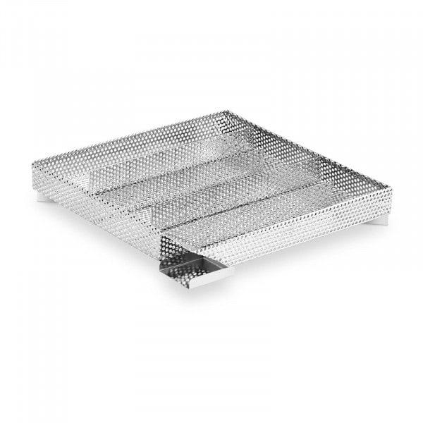 Sparbrand - quadratisch - 27 cm