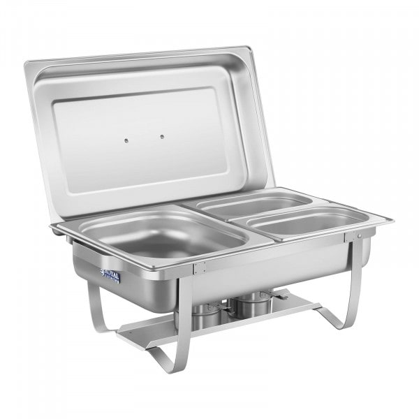 Chafing Dish - 53 cm - inkl. GN Behälter