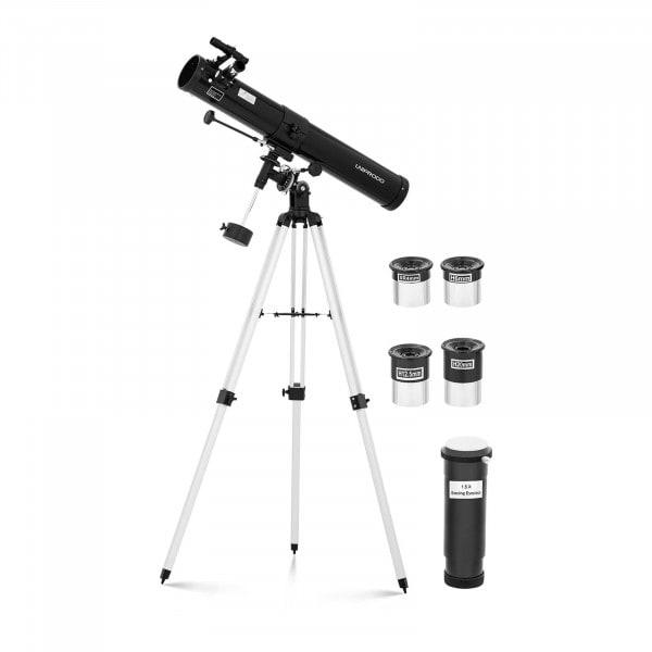 Teleskop - Ø 76 mm - 900 mm - Tripod-Stativ