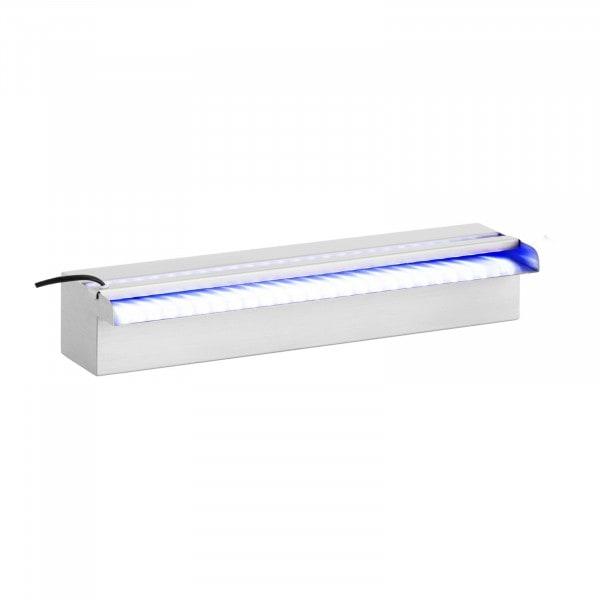 Schwalldusche Pool - 45 cm - LED-Beleuchtung