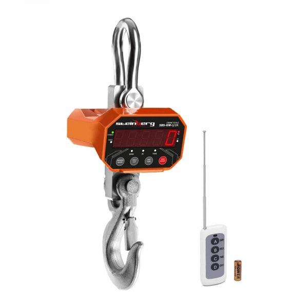 Kranwaage - 5.000 / 2 kg - LED