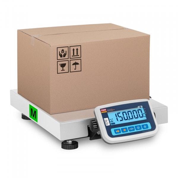 B-Ware Paketwaage - geeicht - 150 kg / 50 g