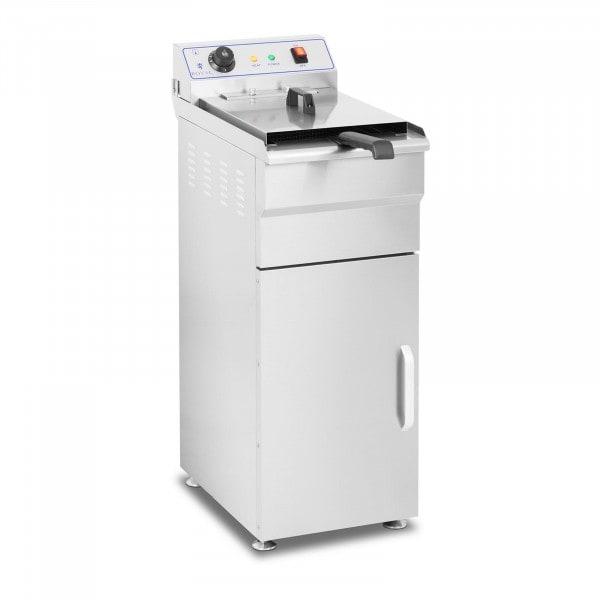 Elektro Fritteuse - 16 Liter - Unterschrank