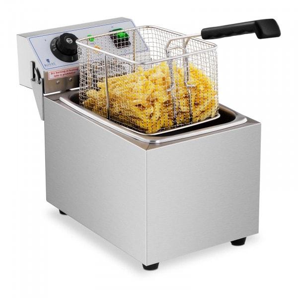 Elektro-Fritteuse - 8 Liter - 230 V
