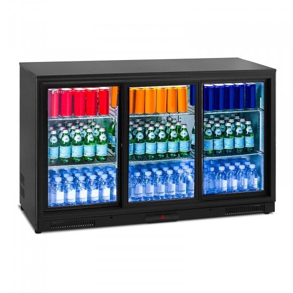 Getränkekühlschrank - 323 L - Aluminium innen