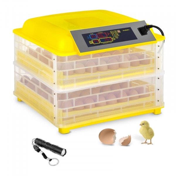 Brutapparat - 112 Eier - inklusive Schierlampe - vollautomatisch