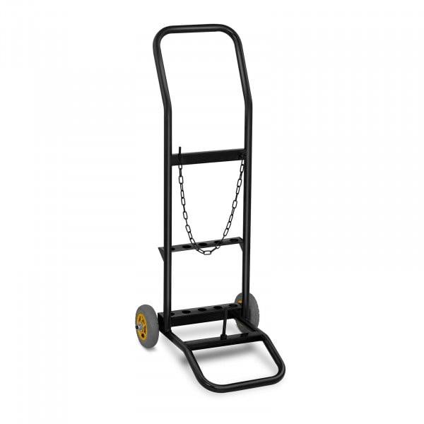 B-Ware Trolley für Abbruchhammer - Tragfähigkeit 30 kg - 60 cm Kette