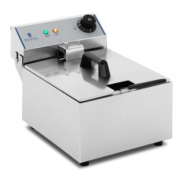 Elektro-Fritteuse- 1 x 10 Liter - ECO