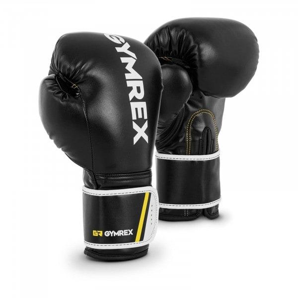 Boxhandschuhe - 12 oz - schwarz