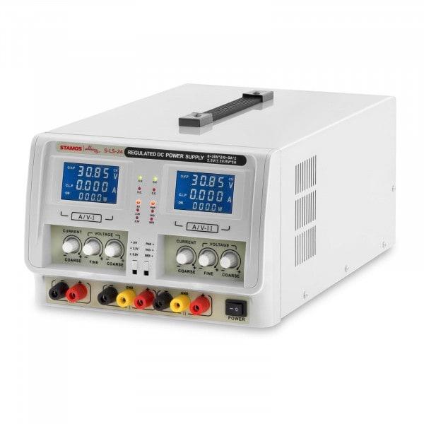 Netzgerät - 0-31 V - 0-5,2 A - 315 Watt