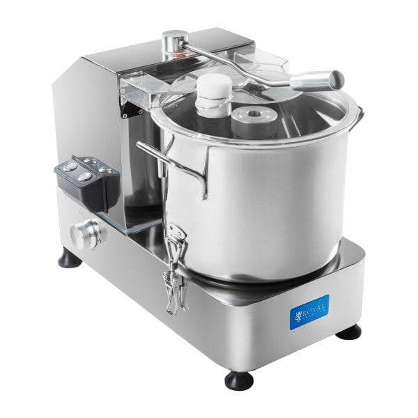 Gesamtansicht von Küchenkutter - 9 Liter