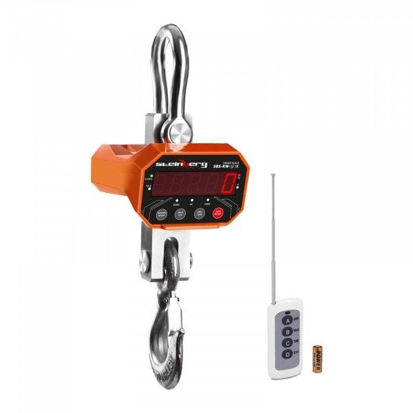 Kranwaage - 3.000 / 1 kg - LED