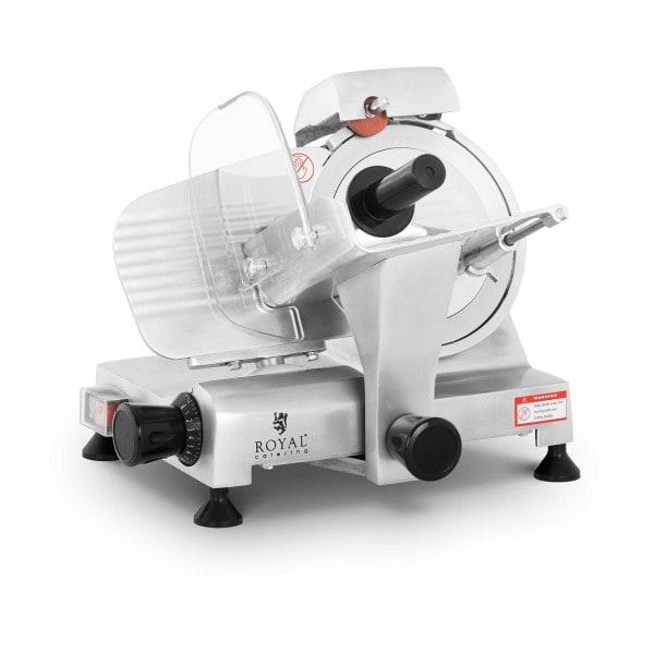 B-Ware Aufschnittmaschine - Ø 195 mm - 120 W - bis 12 mm