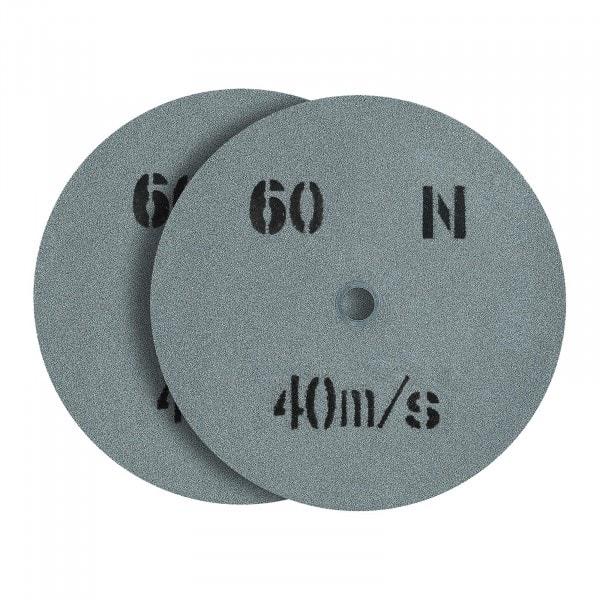 Schleifscheiben 200 x 20 mm - 60er Körnung