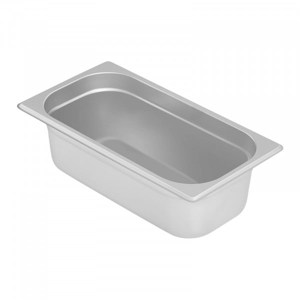 GN Behälter - 1/3 - 100 mm