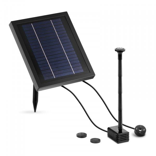 Solar-Springbrunnen - 250 l/h - LED