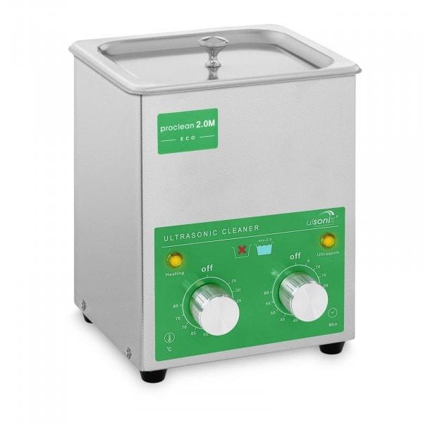 Ultraschallreiniger - 2 Liter - 60 W - Basic Eco