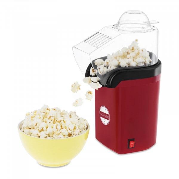 Heißluft-Popcornmaschine - rot