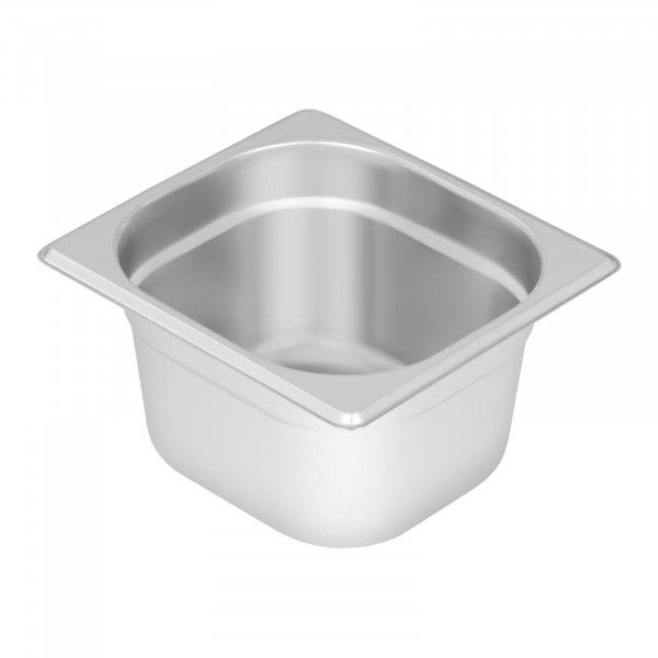 GN-Behälter - 1/6 - 100 mm