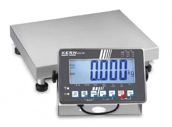KERN Industriewaage Max 60 kg / 20 g | 150 kg / 50 g
