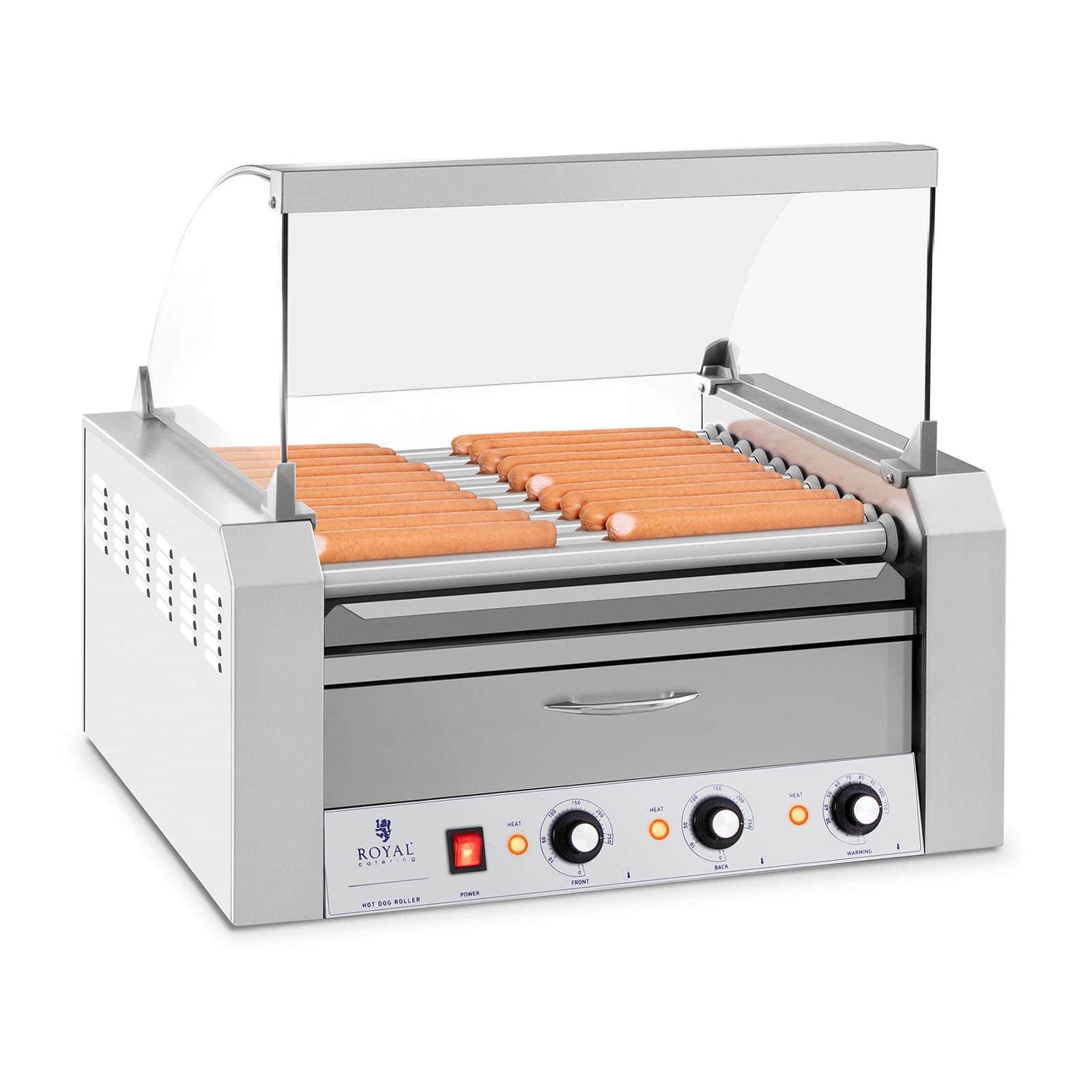 Hot-Dog-Grills