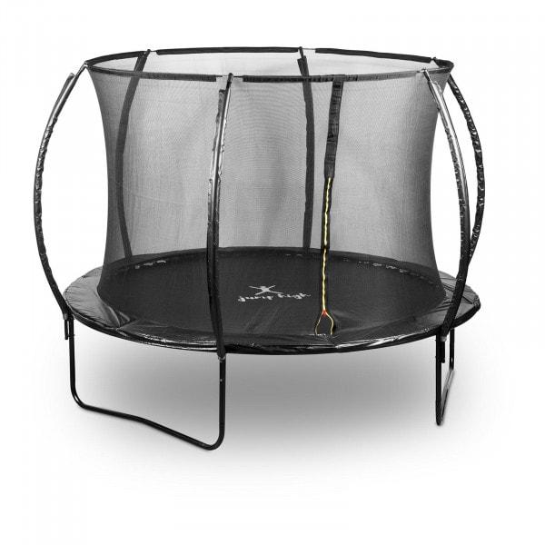 Gartentrampolin - Ø 304 cm - 120 kg - Netz