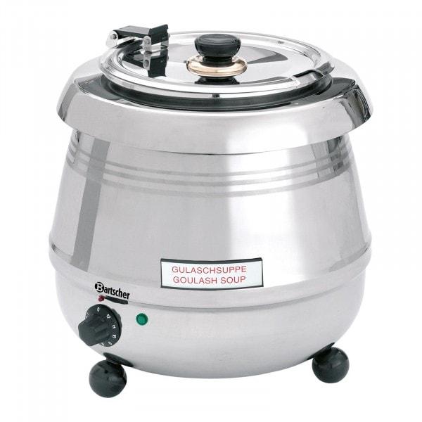 Bartscher Suppentopf De Luxe - 9 Liter - CNS