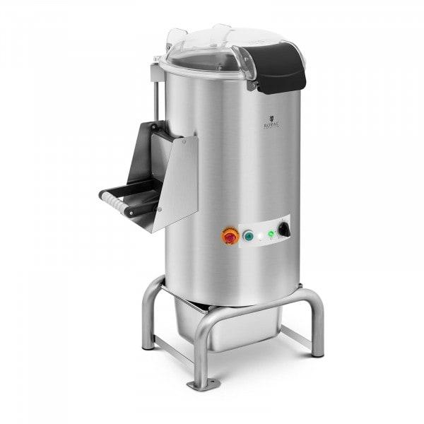 Kartoffelschälmaschine - 28 L - Timer - bis zu 500 kg/h