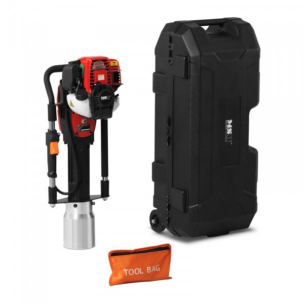 Pfahlramme Benzin - Durchmesser max. 120 mm - 870 W - 1,3 Nm / 5.500 U/min - 25-50 J