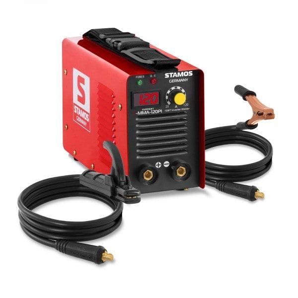 Elektroden Schweißgerät - 120 A - Hot Start - LED Display