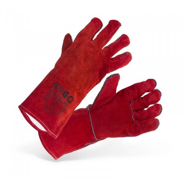 Schweißerhandschuhe Typ A/B - Gr. 10/XL