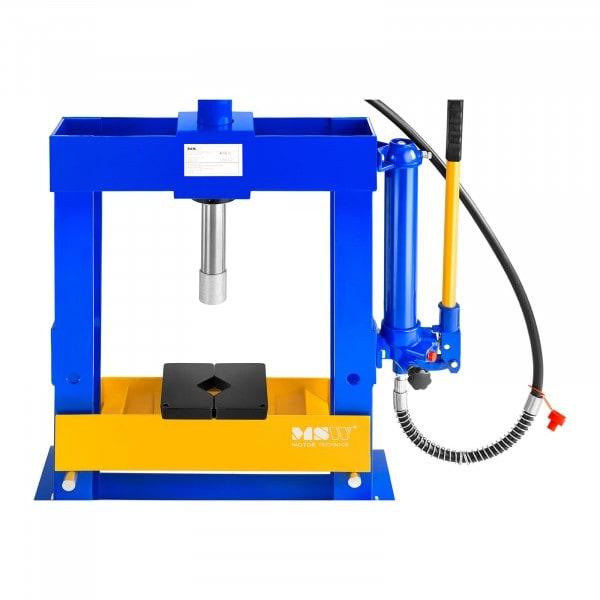 B-WARE Werkstattpresse hydraulisch - 10 t Pressdruck