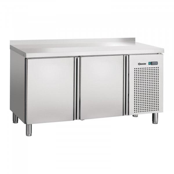 Bartscher Kühltisch - Umluft - 2 Türen - mit Aufkantung