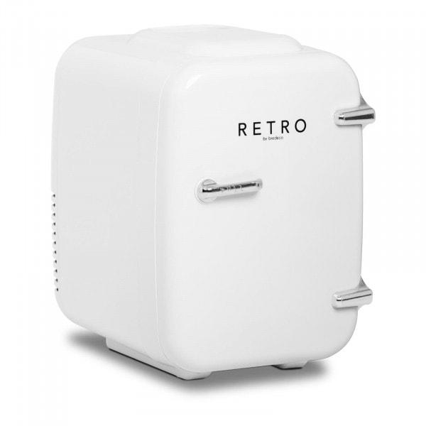 B-Ware Mini Kühlschrank - 4 L - weiß