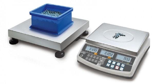KERN Zählsystem Max 300 kg / 0,01 g