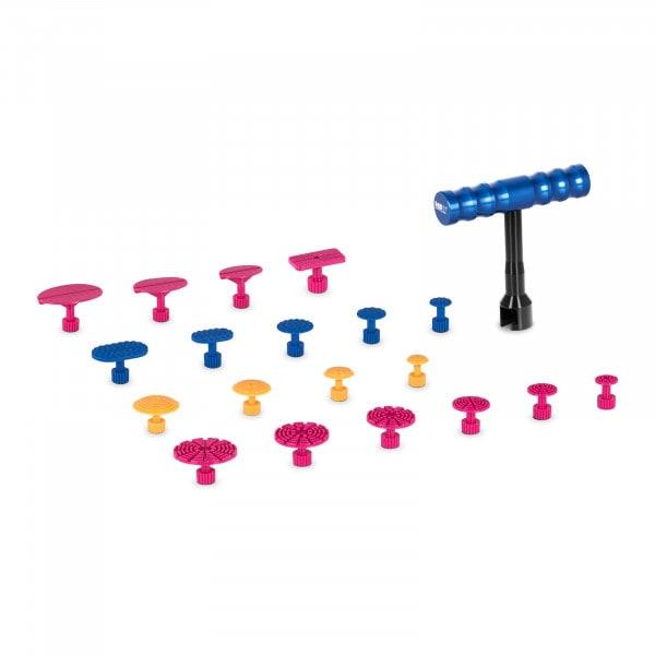 Zughammer - mit 19 Adaptern