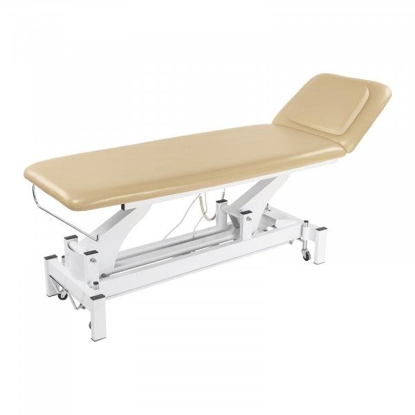 Elektrische Massageliege RELAXO | beige