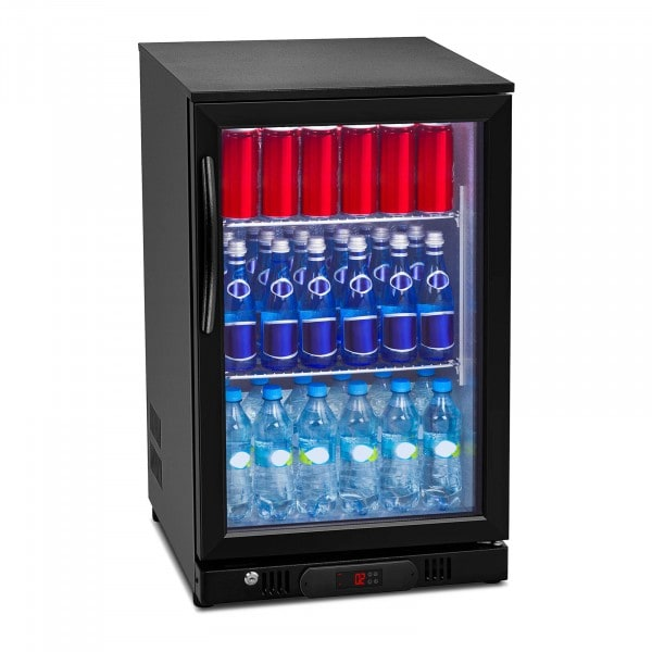 Getränkekühlschrank - 108 L - Aluminium innen