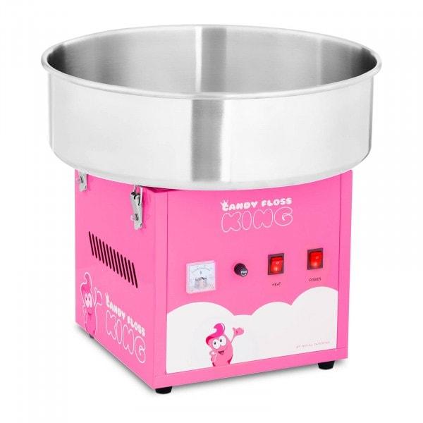 Zuckerwattemaschine - 52 cm - 1.200 W - pink